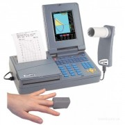 Spirolab III con pantalla a COLOR (turb. reusable)